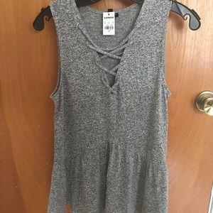 Express | Women's Peplum Style Shirt